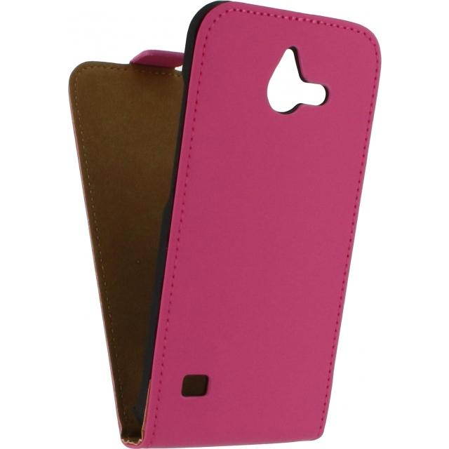 Afbeelding van Mobilize Ultra Slim Flip Case Huawei Ascend Y550 Black