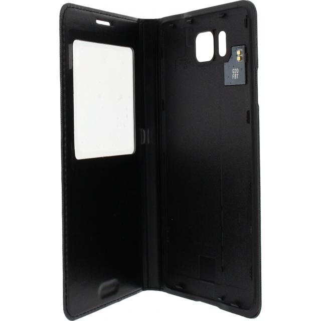 Mobilize S-View Leather Cover Samsung Galaxy Alpha Black Mobilize S-View Leather Cover Samsung Galaxy Alpha Black