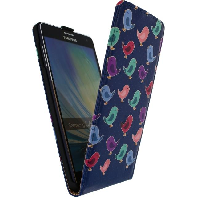 Mobilize Ultra Slim Flip Case Samsung Galaxy A7 Birdy Mobilize Ultra Slim Flip Case Samsung Galaxy A7 Birdy
