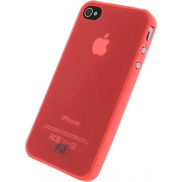 Mobilize Gelly Case Ultra Thin Apple iPhone 4/4S Neon Orange Mobilize Gelly Case Ultra Thin Apple iPhone 4/4S Neon Orange