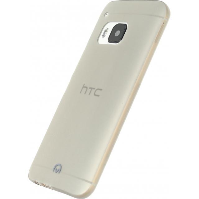 Afbeelding van Mobilize Gelly Case Ultra Thin Samsung Galaxy S5 Mini Smokey Grey Mo