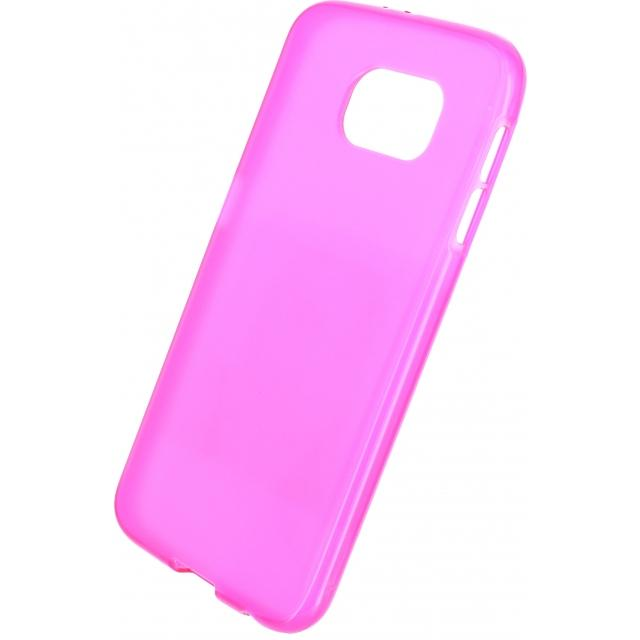 Mobilize Gelly Case Samsung Galaxy S6 Transparent Pink Mobilize Gelly Case Samsung Galaxy S6 Transparent Pink