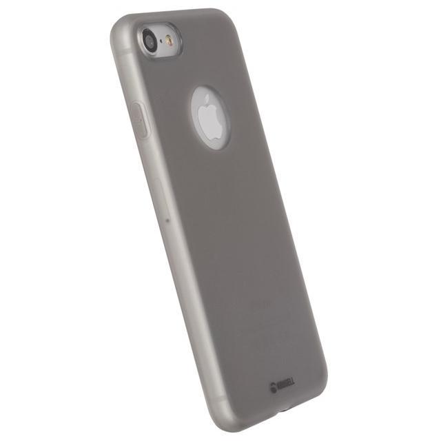 Afbeelding van 60712 Krusell Bohus Cover Apple iPhone 7 Transparent Grey
