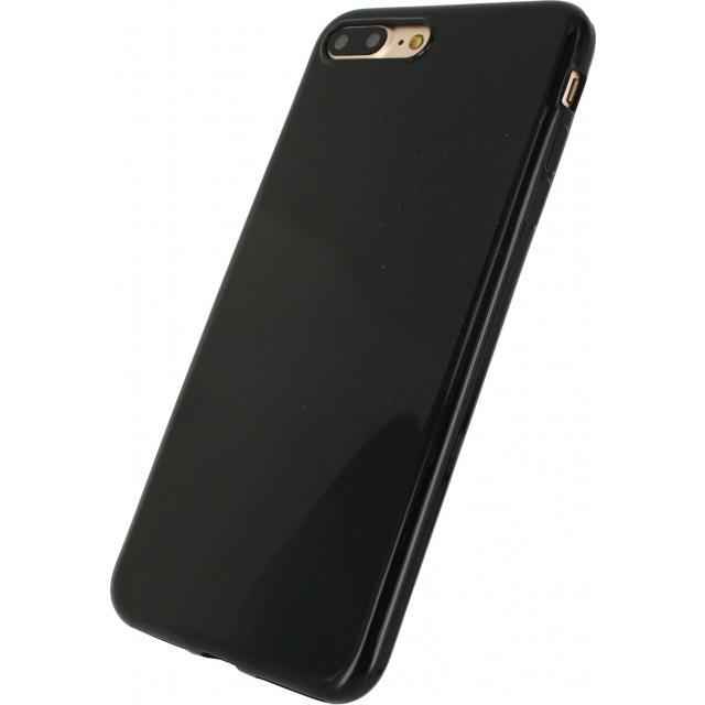 Afbeelding van Apple iPhone 7 Plus Telefoonhoes Zwart Mobilize