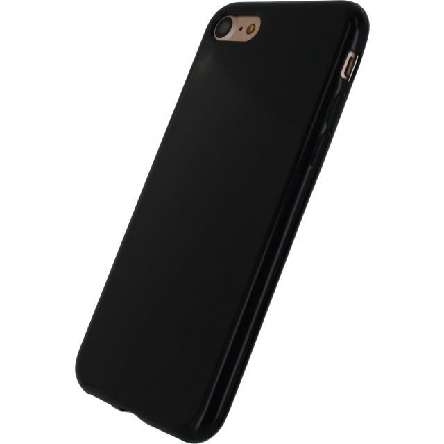 Afbeelding van Apple iPhone 7 Telefoonhoes Zwart Mobilize