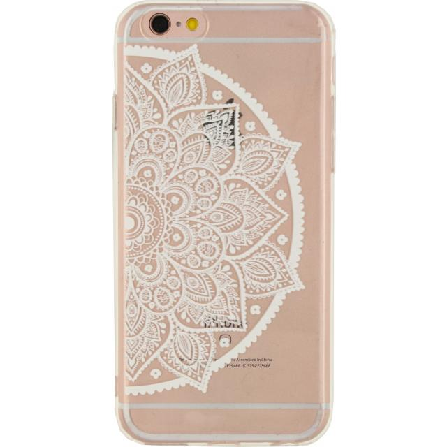 Afbeelding van Xccess TPU Case Alcatel Pop C7 Transparent White
