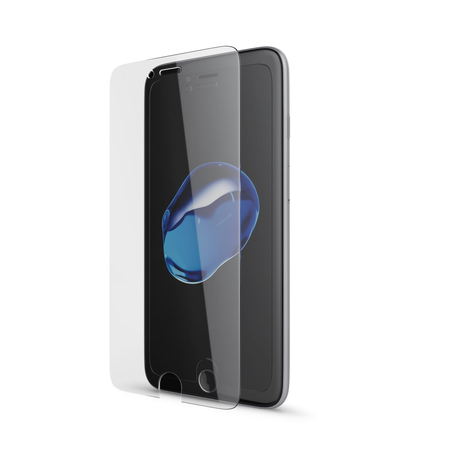 Afbeelding van BeHello iPhone 7 Plus / 6S 6 High Impact Glass Transparent