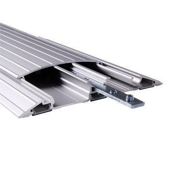 Afbeelding van Kabelgoot Aluminium 145 x 20 mm Dataflex