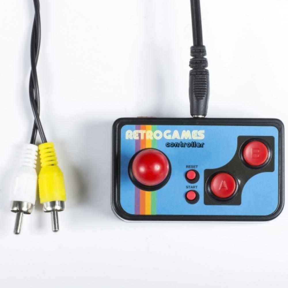 Mini gameconsole - 200 retro spellen