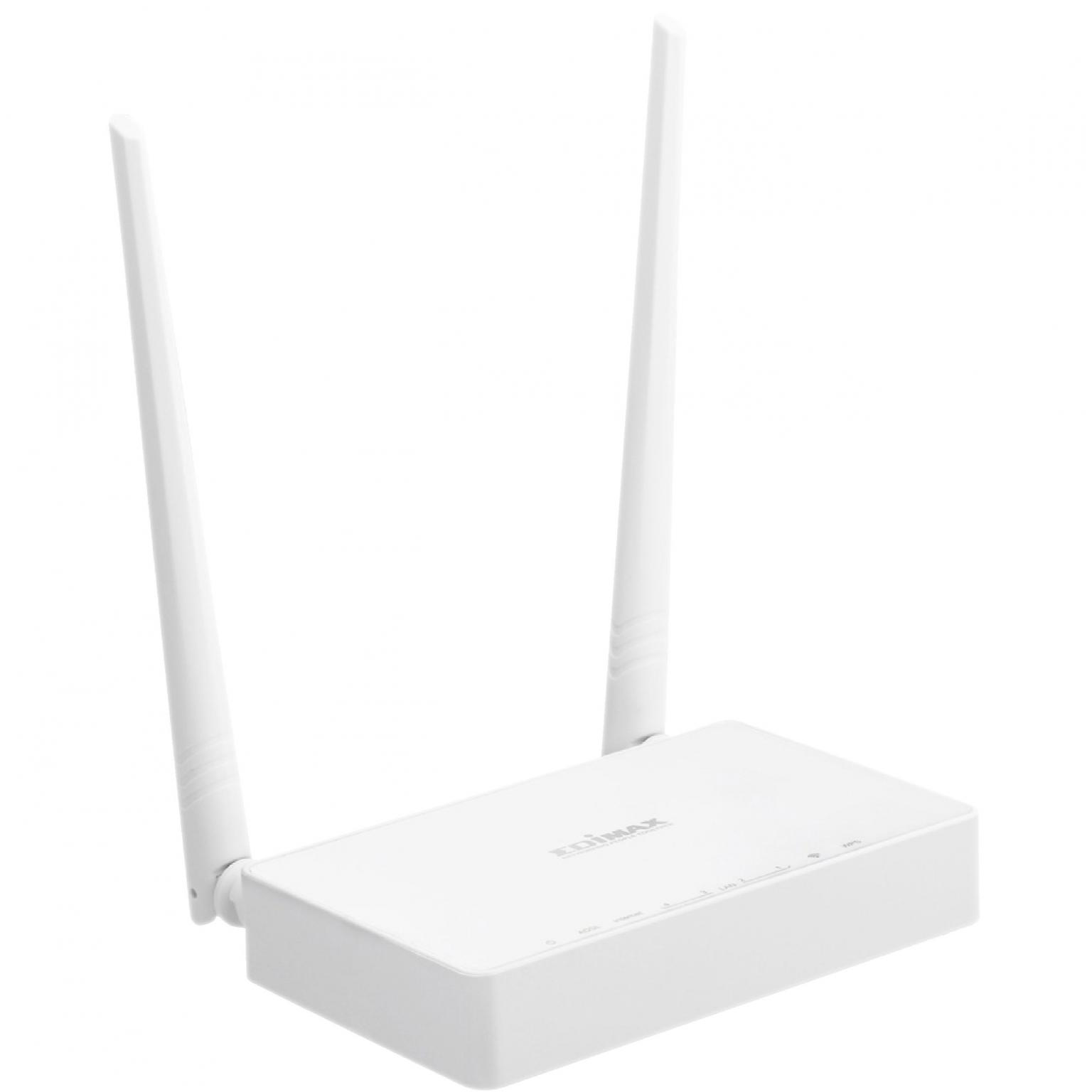Afbeelding van Draadloze Router 2.4 GHz Wi Fi Wit Edimax