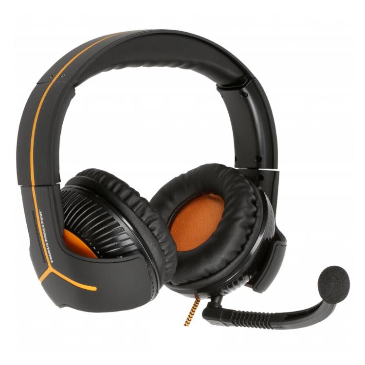 Y-350CPX Gaming Headset Extra: 7.1 Surround sound