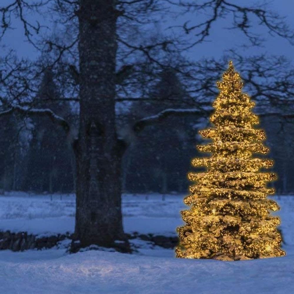 Clusterverlichting - Clusterverlichting - Extra warm wit, Type: LED ...
