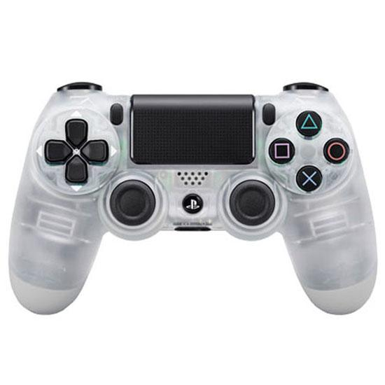 PLAYSTATION 4 PS4 DUALSHOCK WIRELESS CONTROLLER V2 CRYSTAL PLAYSTATION 4 PS4 DUALSHOCK WIRELESS CONTROLLER V2 CRYSTAL