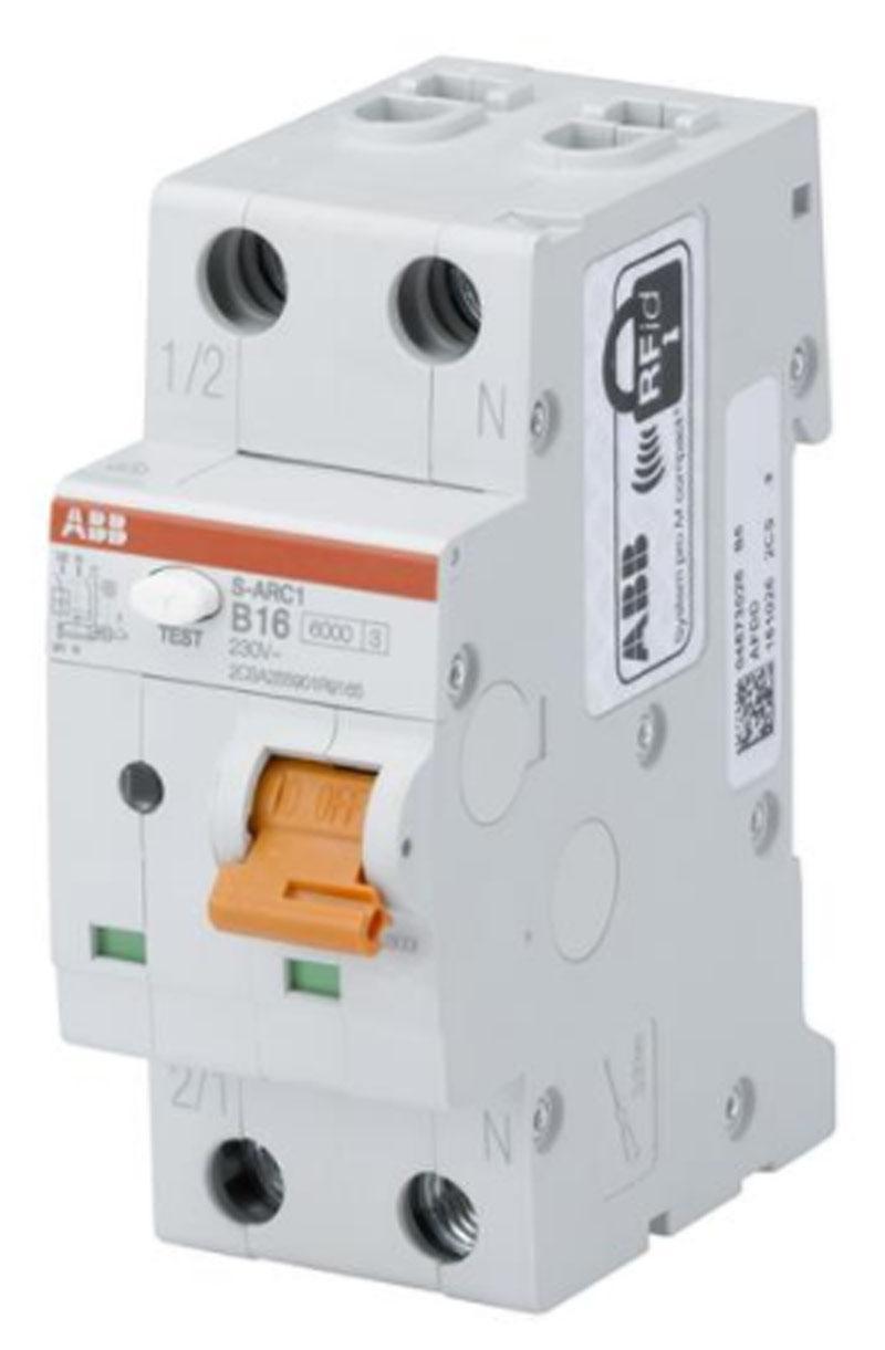Afbeelding van Vlamboogdetector AFD ABB