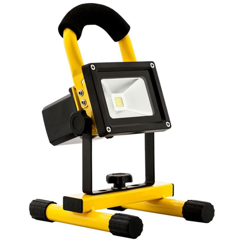 Avide LED Rechargable Flood Light 120° NW 4000K 20W