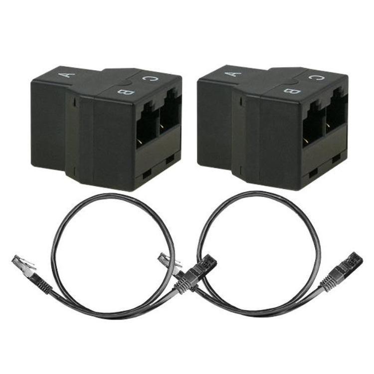 Afbeelding van UTP Splitter Cable home