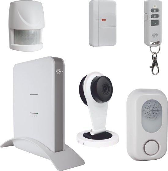 Afbeelding van Draadloos Smart Home Alarmsysteem Elro