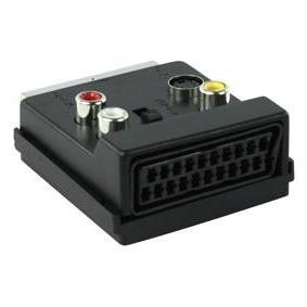 Scart adapter Aansluiting 2: Scart Male