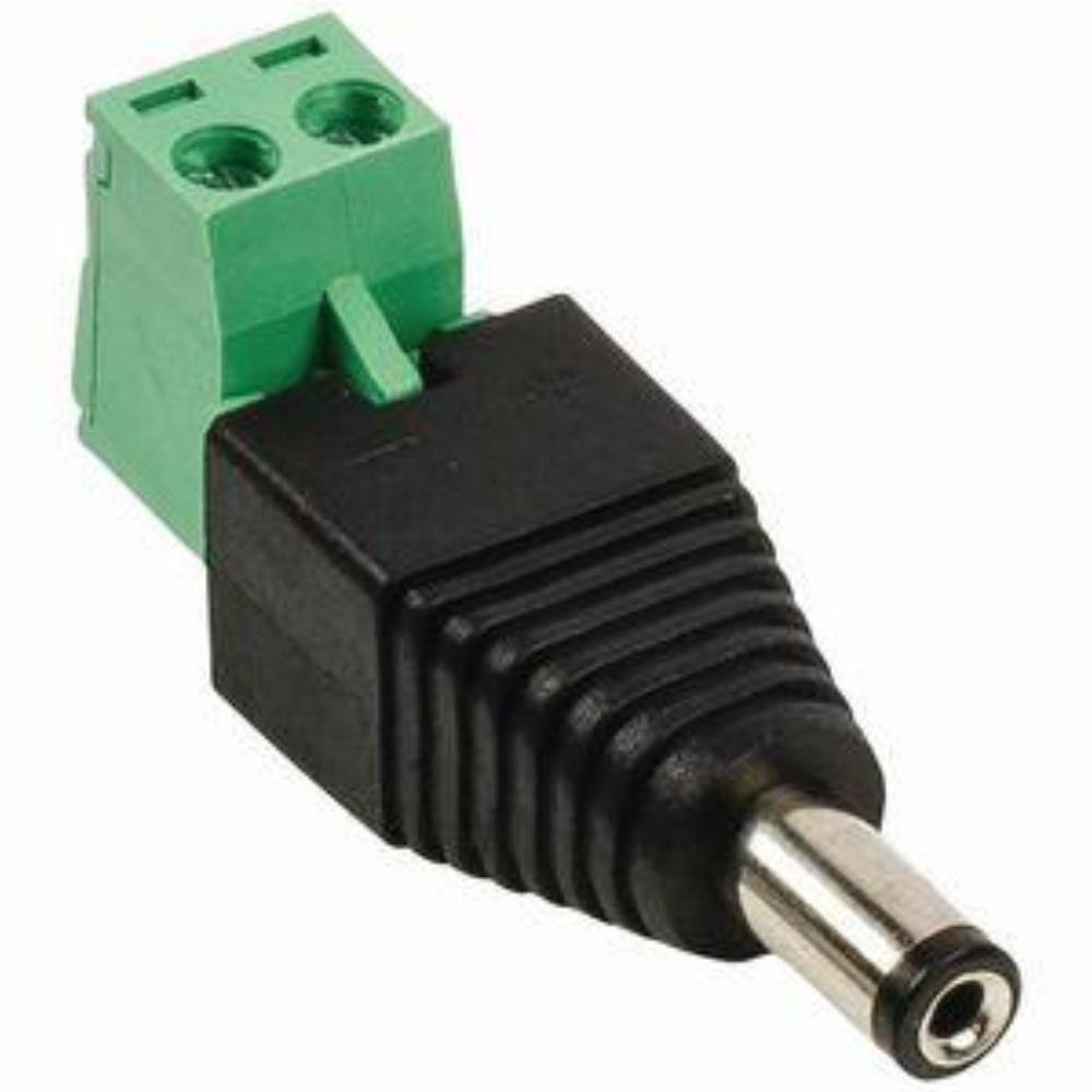 DC connector - 5.5 x 2.1 mm
