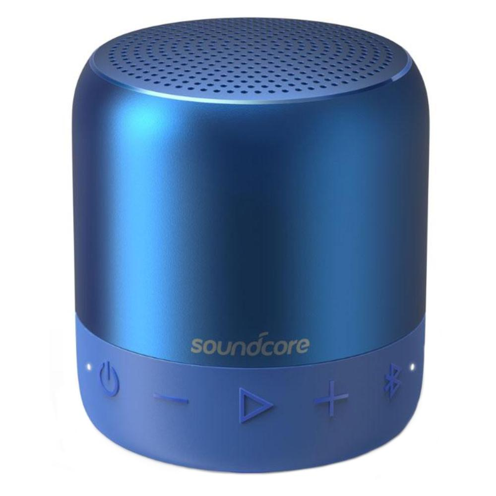 Bluetooth Speaker - SoundCore Mini 2 - Blauw Vermogen: 6 Watt
