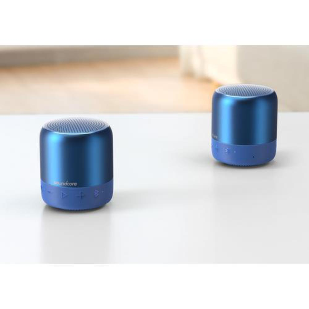 Bluetooth Speaker - SoundCore Mini 2 - Blauw