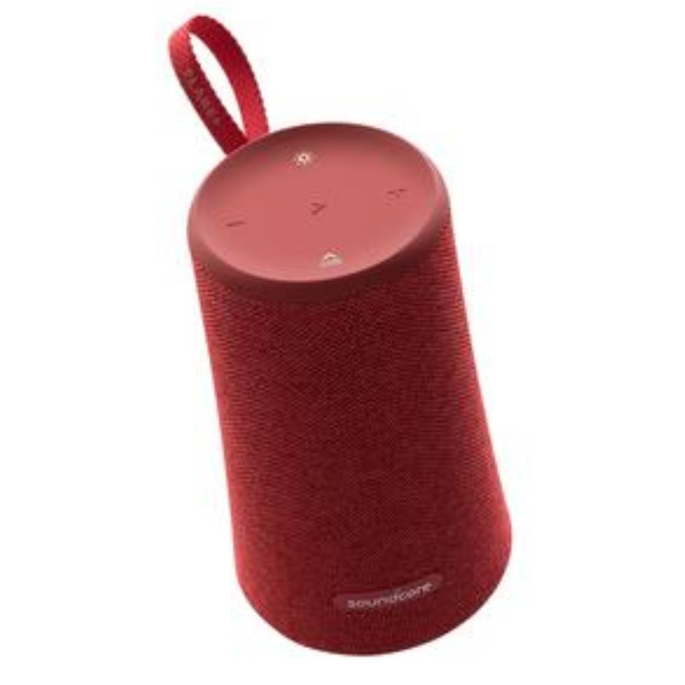 Bluetooth speaker - Soundcore Flare+ Rood