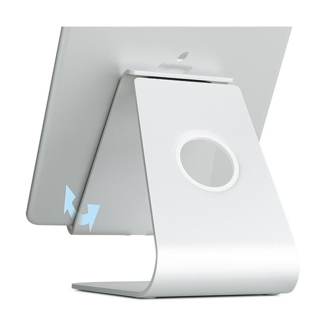 Tablet Plus Stand Silver