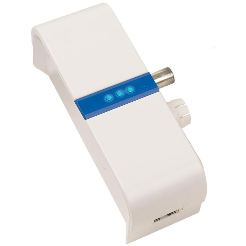 Hirschmann internet over coax plug-in adapter