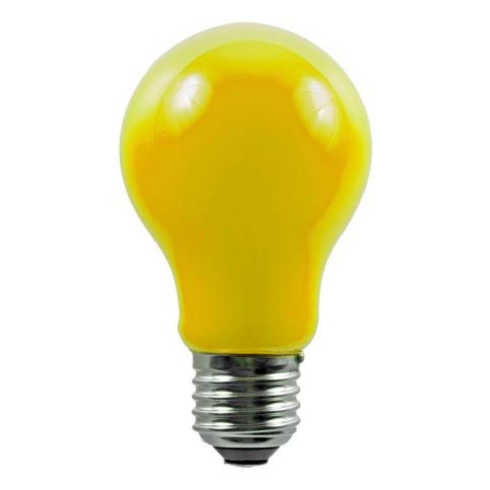 gekleurde lamp